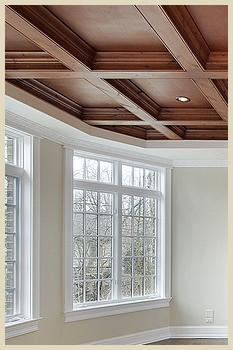 Toronto deluxe ceilings for Box beam ceiling